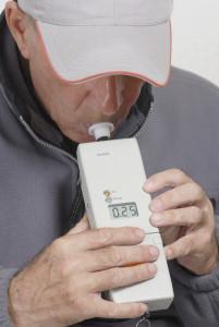 DUI Breathalyzer Test